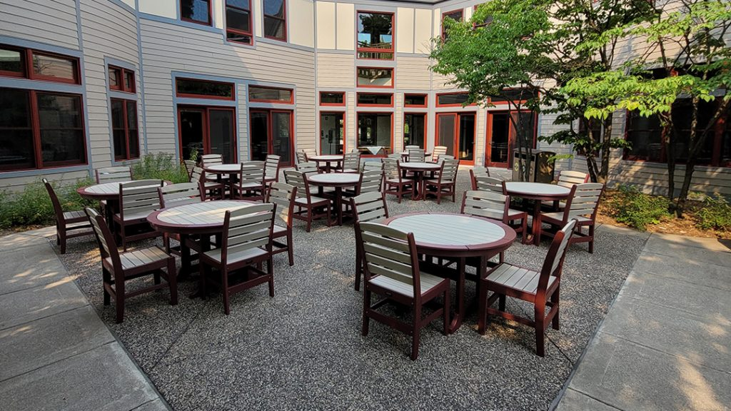 Carleton College | Sister Bay Outdoor Furniture